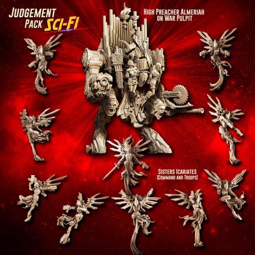 Judgement Pack feat. Almeriah (SoEM - SF)