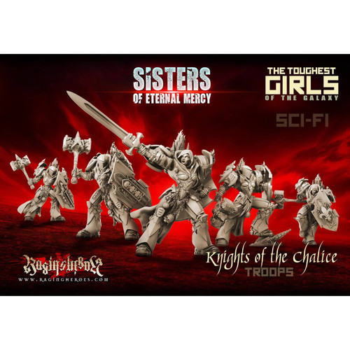 Knights of the Chalice - Troopers (SoEM - SF)