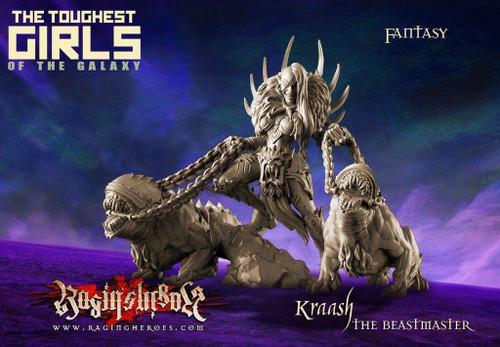 Kraash, The Beastmaster (DE - Fantasy)