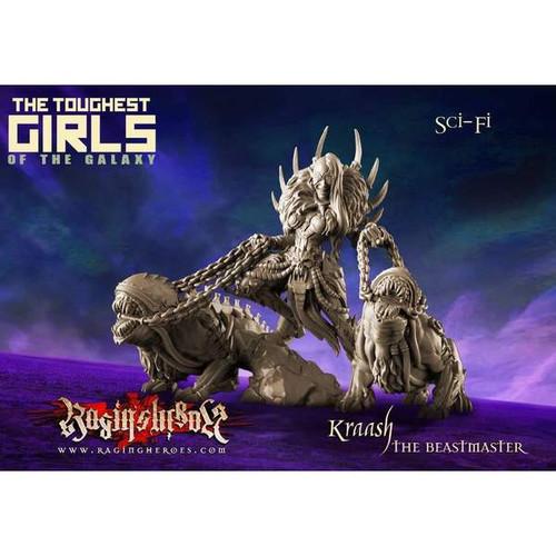 Kraash, The Beastmaster (VE - SF)