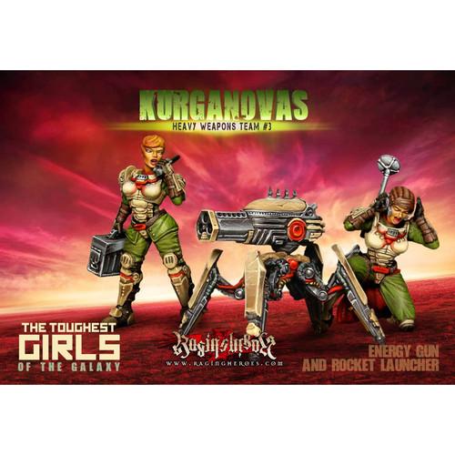 KST Heavy Weapons Team #03 (KST)