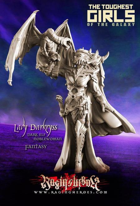 Lady Darkryss, Noblewoman (DE - Fantasy)