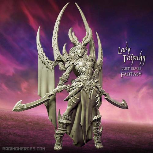Lady Taïpahn - Fantasy (LE - F)