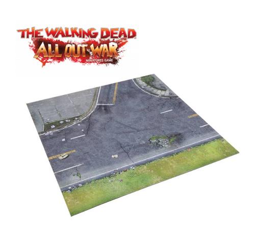 TWD Deluxe Mat -  Atlanta Suburbs