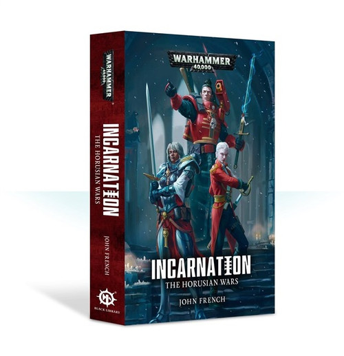HORUSIAN WARS 2: INCARNATION (HB)