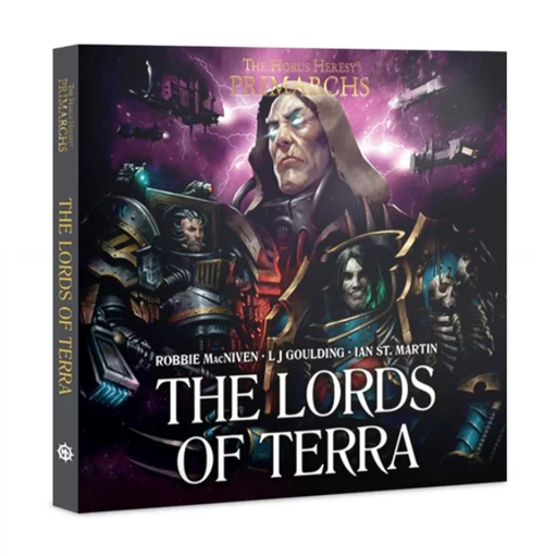 THE LORDS OF TERRA (AUDIOBOOK)
