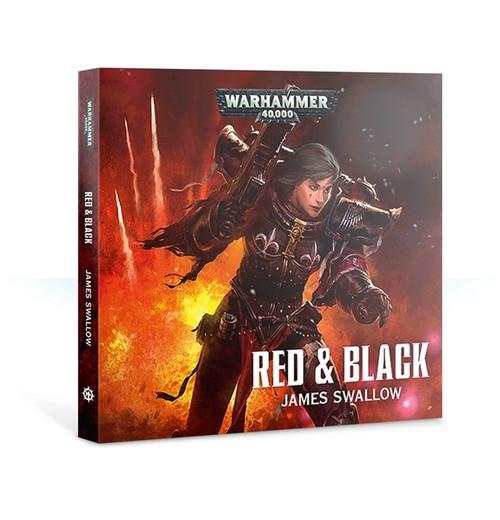 RED & BLACK (AUDIOBOOK)
