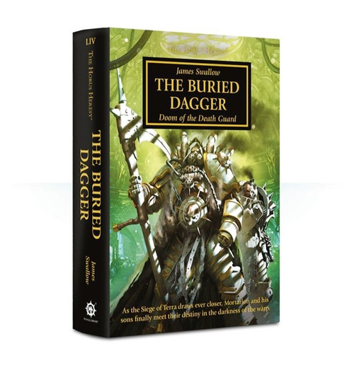 THE HORUS HERESY: THE BURIED DAGGER (HB)
