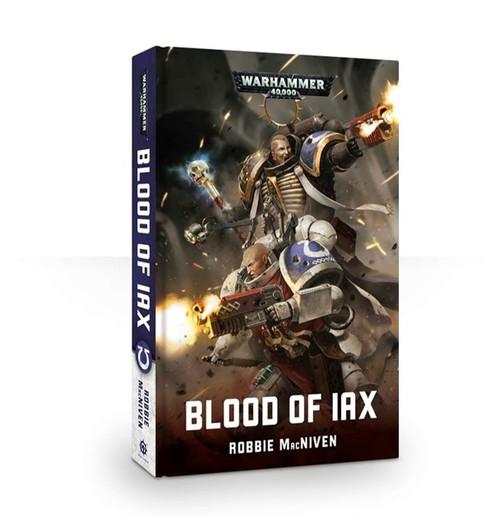 BLOOD OF IAX (PB)