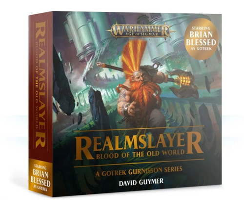 REALM SLAYER: BLOOD OF THE OLD WORLD (AUDIO)