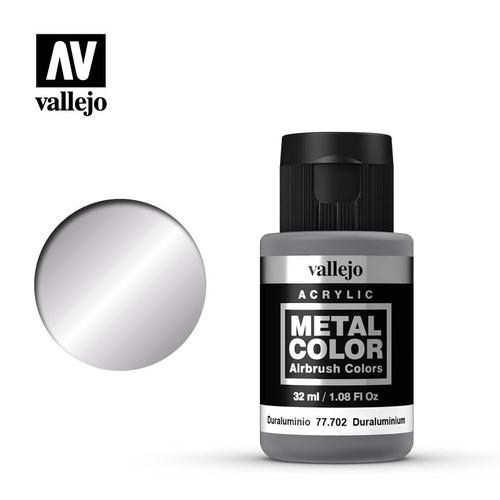 Acrylicos Vallejo Metal Color - Duraluminium 32ml