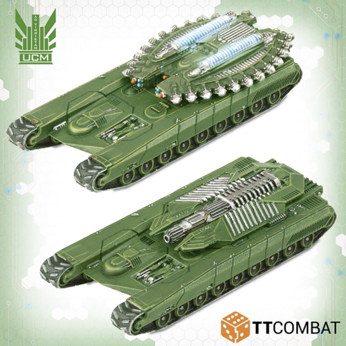 Dropzone UCM Scimitar Heavy Tanks