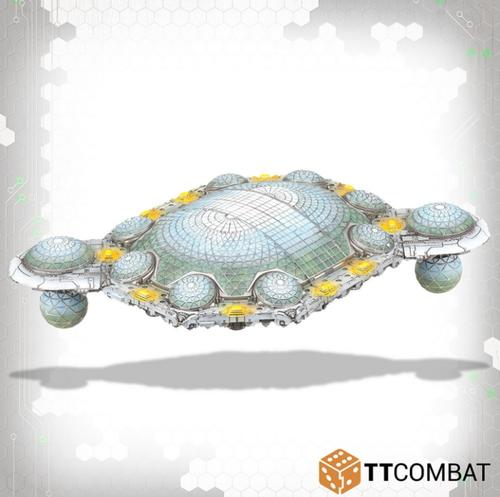 Dropfleet Commander Astrobotanical Lab Space Station