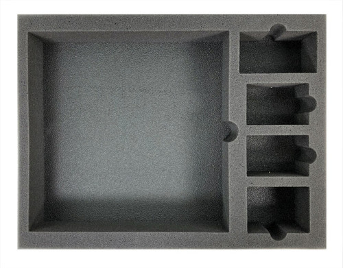 Zombicide Tiles and Accessories Foam Tray (BFL-2.5)