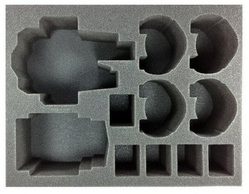 (30K) 1 Sicaran Venator 1 Deimos Rhino Foam Tray (BFL- 4)