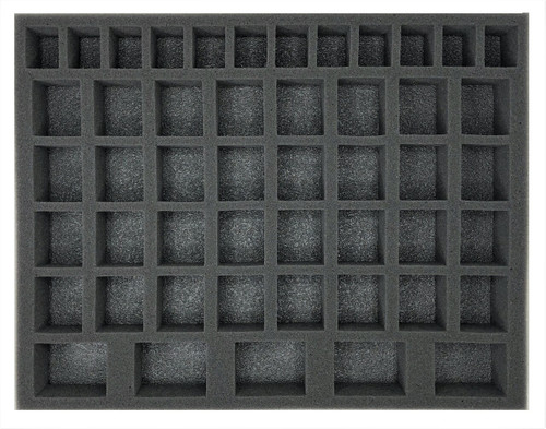 (Gen) 12 Small 32 Medium 5 Large Troop Foam Tray (BFL-1.5)