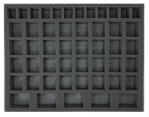 (Gen) 12 Small 32 Medium 5 Large Troop Foam Tray (BFL-1)
