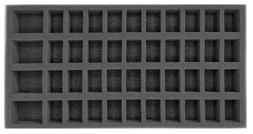 (Gen) 40 Medium 4 Large Troop Foam Tray (BFM-1)