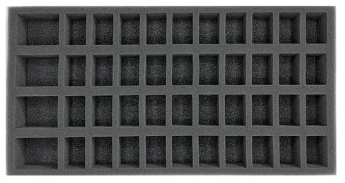 (Gen) 40 Medium 4 Large Troop Foam Tray (BFM-1.5)