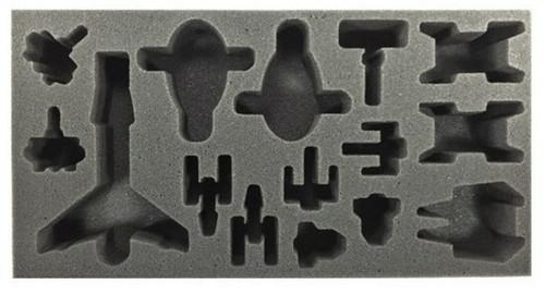 Star Wars Scum and Villainy Ships Foam Tray (BFM-1.5)