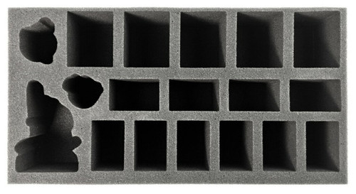 (Space Marines) Triumvirate of the Primarch Foam Tray (BFM-3)