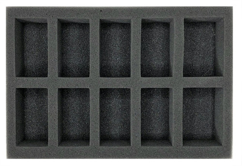 Small Light Jack Foam Tray (BFS-2)