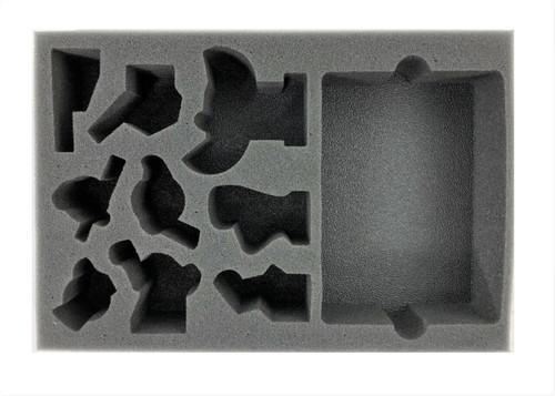 Warcry Corvus Cabal Foam Tray (BFS-2)