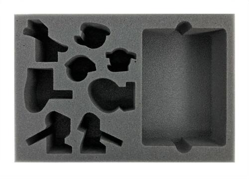 Warcry Cypher Lords Foam Tray (BFS-2)