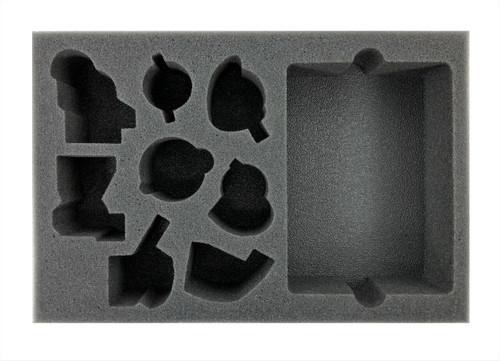 Warcry Iron Golem Foam Tray (BFS-2)