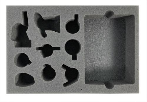 Warcry Spire Tyrants Foam Tray (BFS-2)