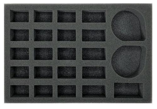 Astra Militarum Specialty Troop Foam Tray (BFS-1.5)