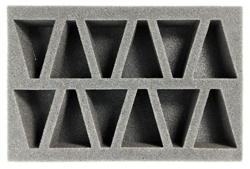 (Tyranid)Hormagaunt Specialty Troop Foam Tray (BFS-1.5)