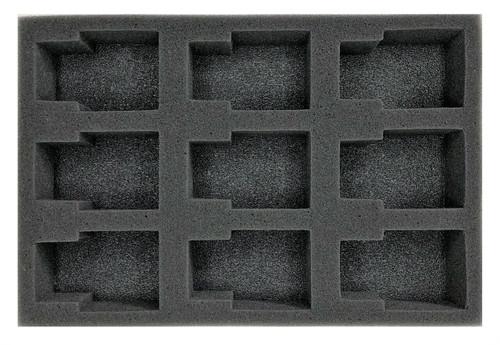 (Primaris Marine) Assault Troop Foam Tray (BFS-2)