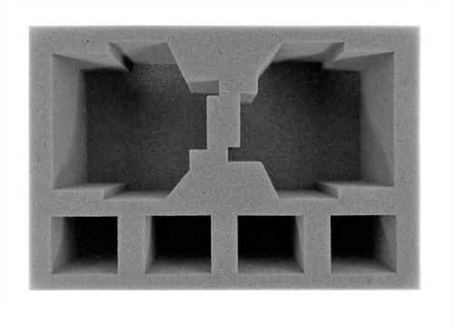(Space Marines) 2 Invictor Foam Tray (BFS-3.5)