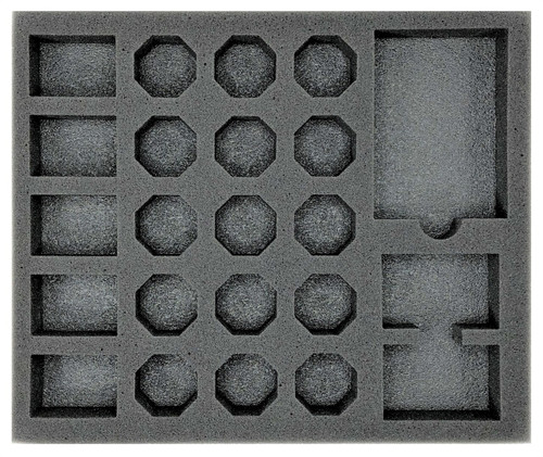 (Aeronautica Imperialis) Ground Assets and Accessories Foam Tray (BFB-1)