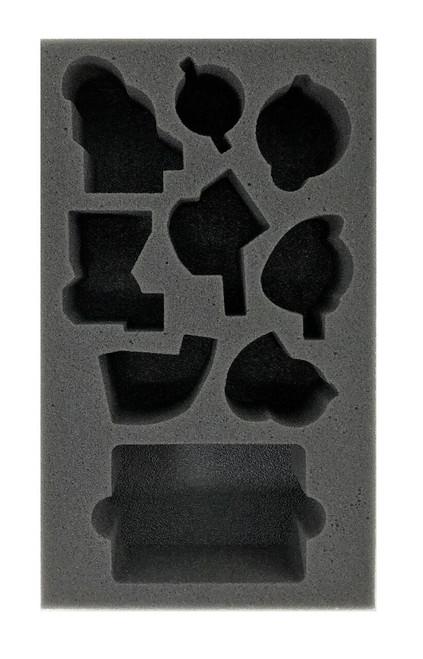 Warcry Iron Golem Foam Tray (BFB.5-2)