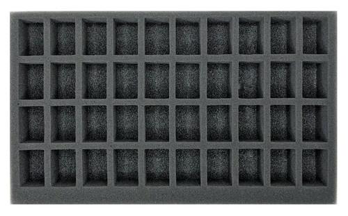 40 Troop Foam Tray (SD-1.5)
