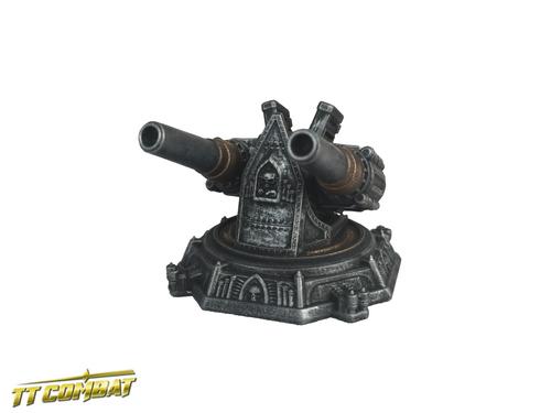 Sci Fi Gothic: Siege Cannon Platform
