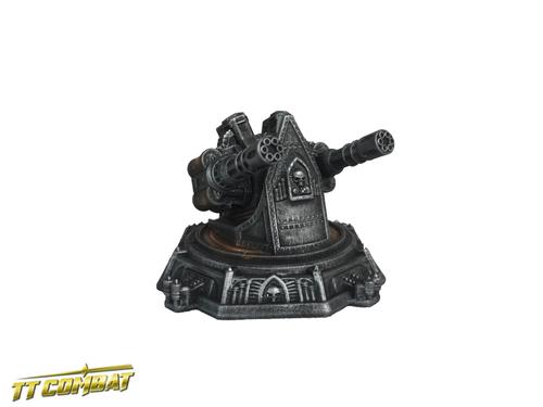 Sci Fi Gothic: Gatling Gun Platform