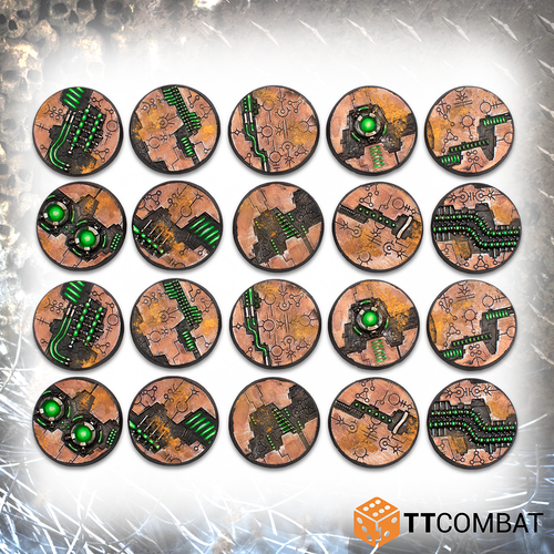 TABLETOP SCNEICS 32mm Tomb World Bases