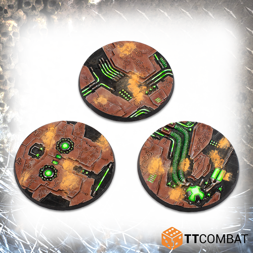 TABLETOP SCNEICS 60mm Tomb World Bases