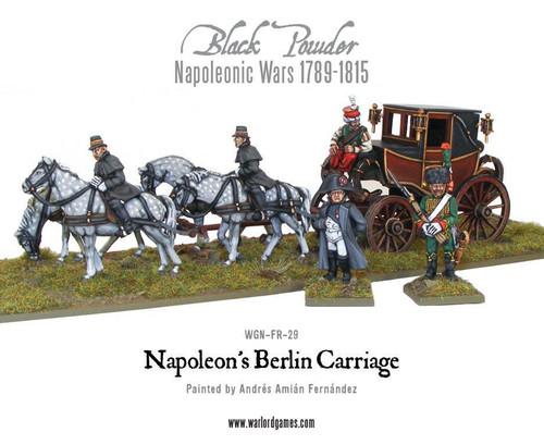 Napoleon's Berlin Carriage