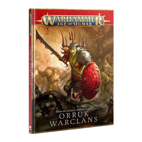 BATTLETOME: ORRUK WARCLANS (HB) (SPA)