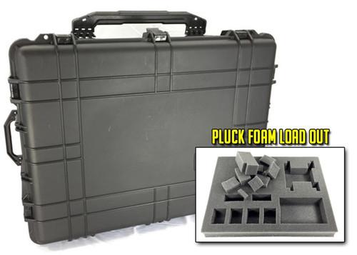 The Nimitz Black Label Case Pluck Foam Load Out