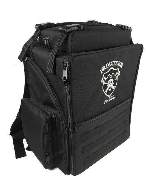 Privateer Press Backpack Empty (Black)