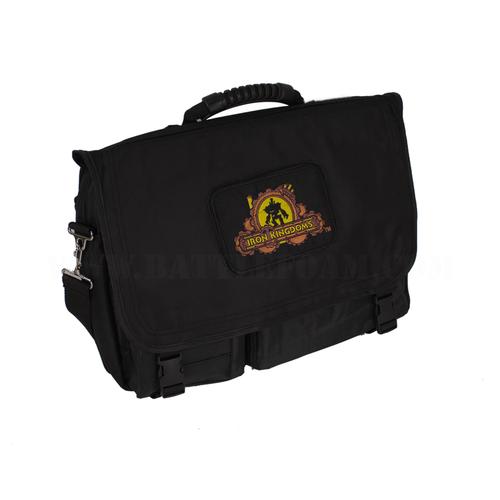 Iron Kingdoms Messenger Bag Standard Load Out