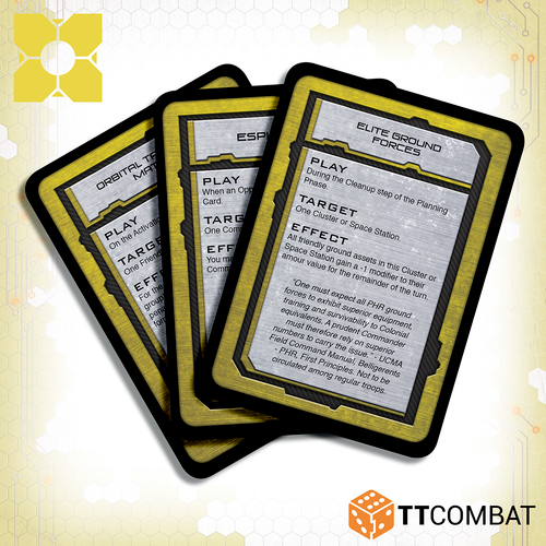 Dropfleet PHR Command Cards