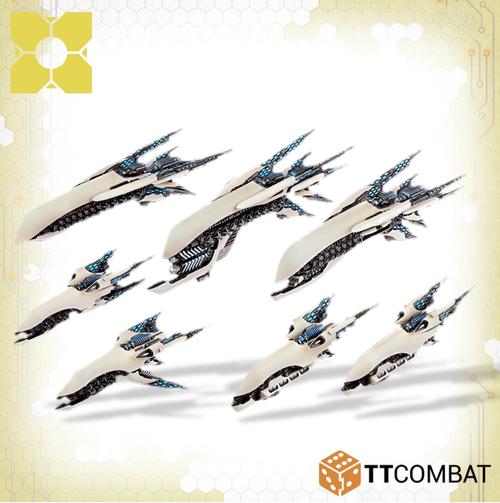 Dropfleet PHR Starter Fleet
