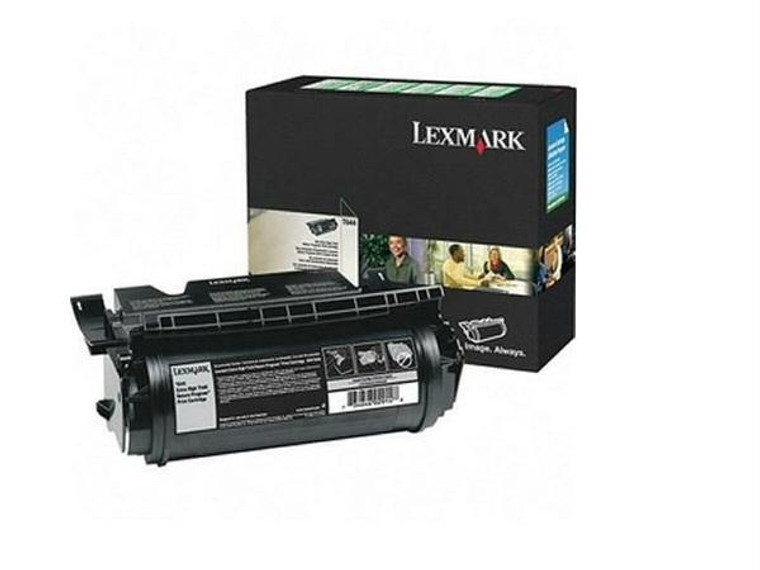 Recycle Your Used Lexmark Black Toner Cartridge, 2,500 yield, fits multiple models - C540H1KG