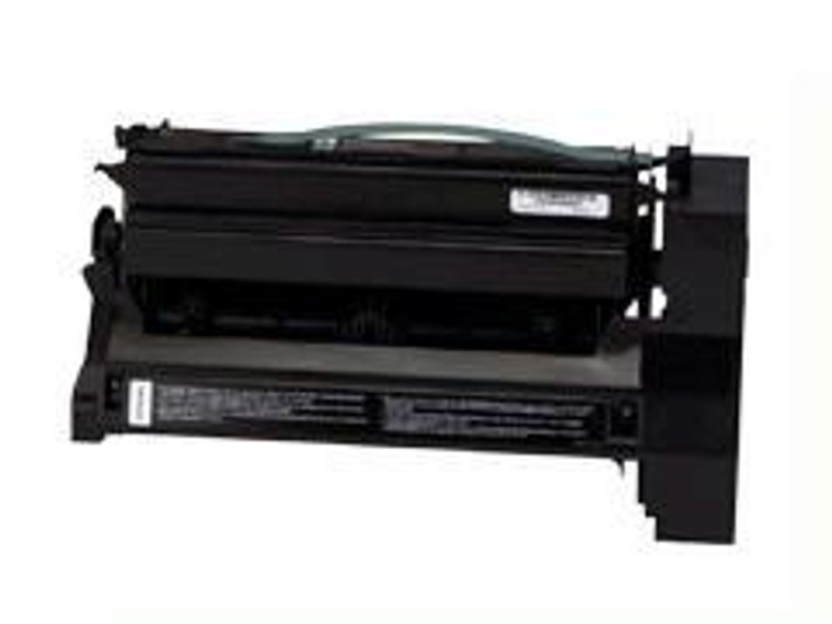 Recycle Your Used Lexmark Black Toner Cartridge, 15,000 yield, fits multiple models - 15G642K